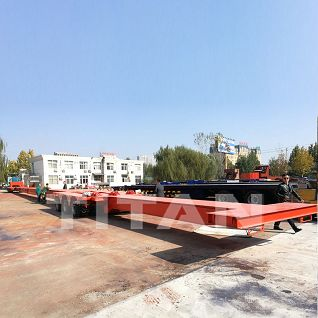 Extendable Trailers,Wind Blade Trailer,Wind Tower Trailer